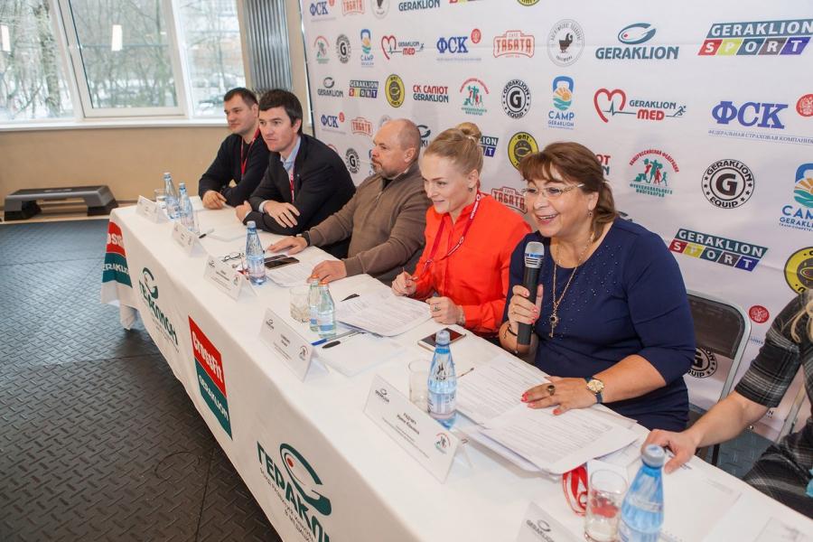 Общероссийская Федерация функционального многоборья провела первую отчетно-выборную конференцию