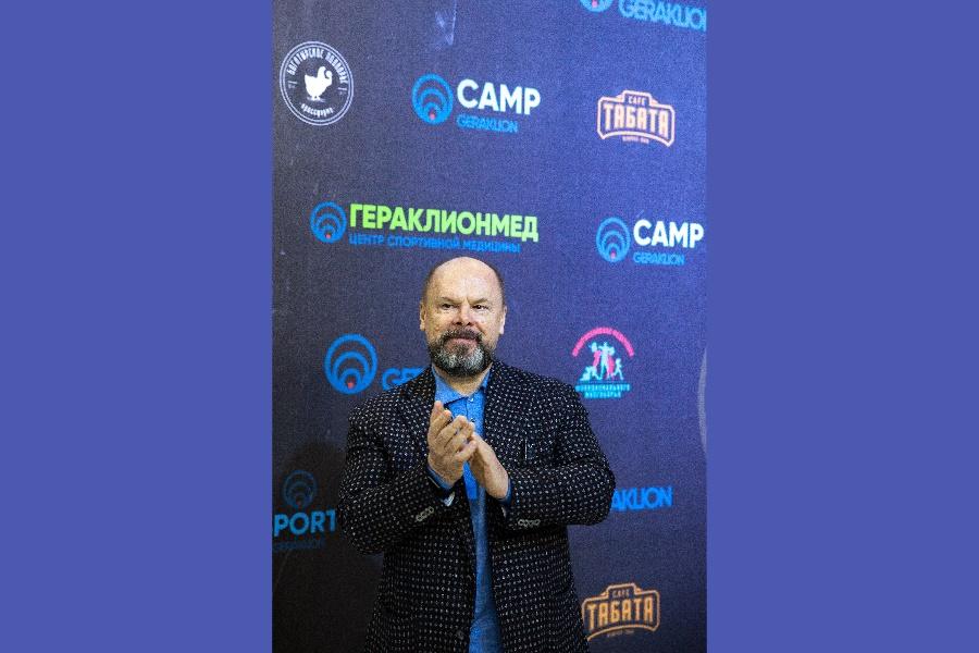 Сергей Александрович Ерёмин - президент Федерации Функционального многоборья